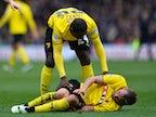 Watford defender Joel Ekstrand out for nine months