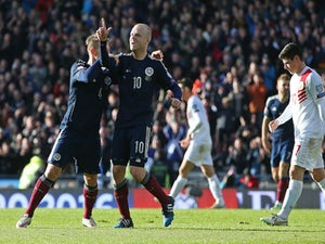 Live Commentary: Scotland 1-0 Qatar - as it happened