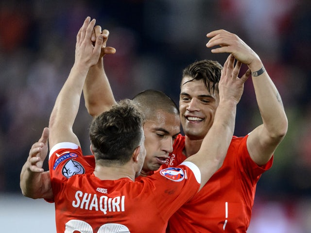 Result: Shaqiri snatches late Swiss victory