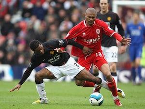 OTD: Alves nets first Boro goals