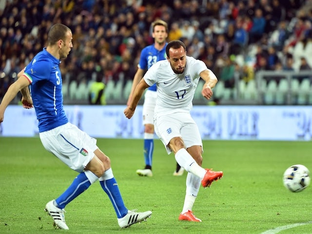 Result: Townsend strike gives England draw in Italy