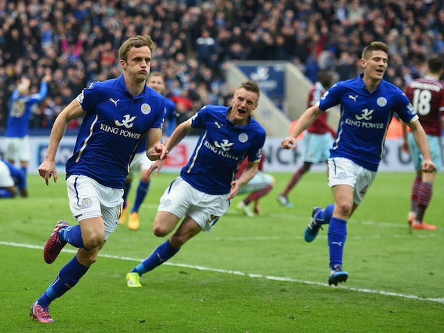 Result: King saves Leicester with late winner