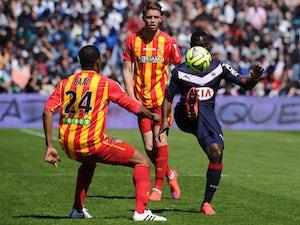 Nicolas Maurice-Belay rescues Bordeaux win
