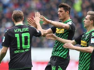 Monchengladbach thrash St Pauli