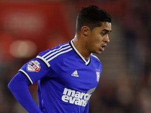 Cameron Stewart for Ipswich Town on January 4, 2015