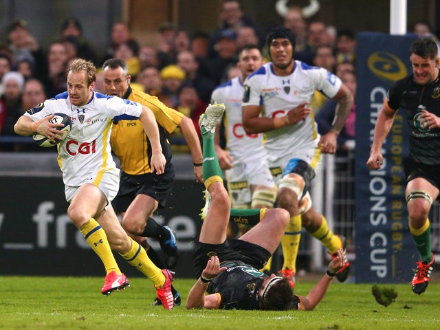 Result: Clermont outclass Saints to reach semis