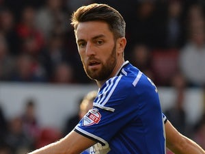 Cole Skuse for Ipswich Town on October 5, 2014