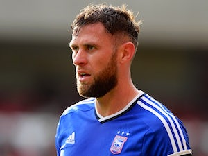 Daryl Murphy for Ipswich Town on October 5, 2014