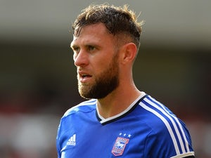 Ipswich lead through Murphy strike