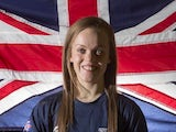 Promotional shot of British Paralympian swimmer Ellie Simmonds
