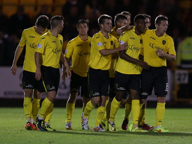 Result: Livingston win Scottish Challenge Cup