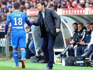 Lyon seal win over 10-man Guingamp