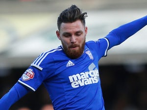 Paul Anderson for Ipswich Town on January 10, 2015