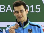 German diver: 'Rio pool smells gassy'
