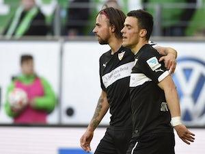 Stuttgart climb above Hamburg with win