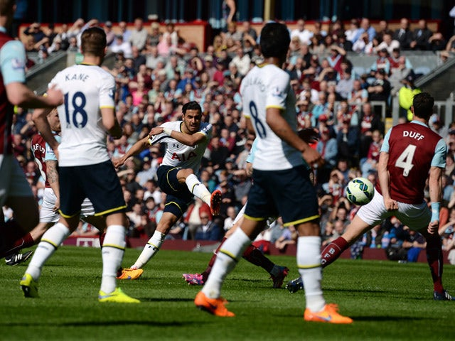 Result: Tottenham's CL hopes dented by Burnley draw