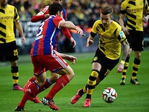 Team News: Reus misses out for Dortmund