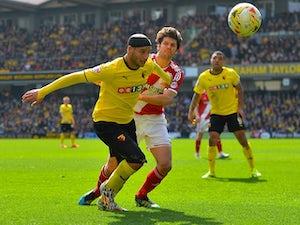 Watford battle to win at Millwall