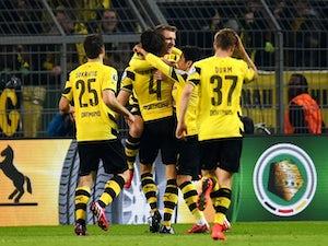 Preview: Dortmund vs. Frankfurt