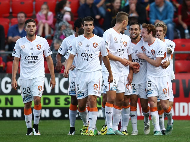 Result: Brisbane Roar win A-League opener