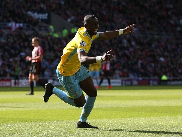 Result: Palace thrash Sunderland at Stadium of Light