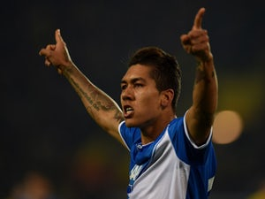 Firmino gives Hoffenheim victory