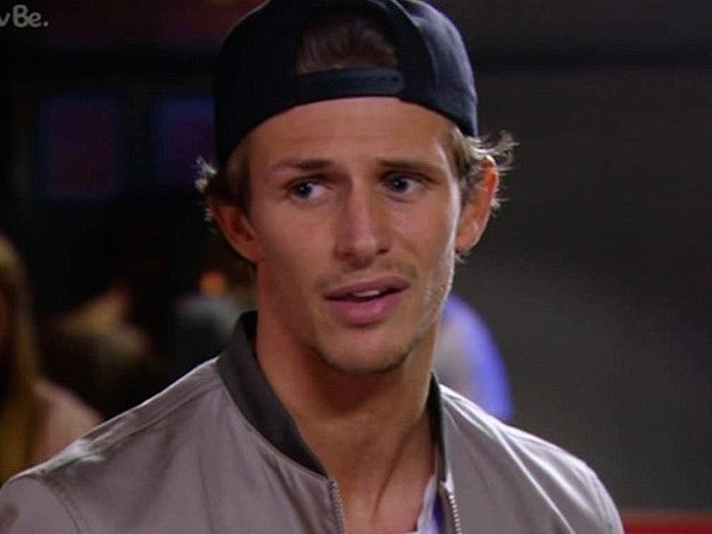 Jake Hall in ITV's 'The Only Way Is Essex'