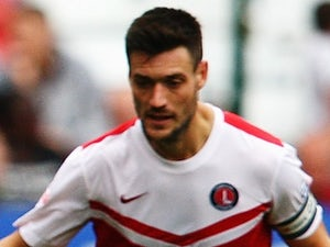 Johnnie Jackson for Charlton Athletic on September 27, 2014