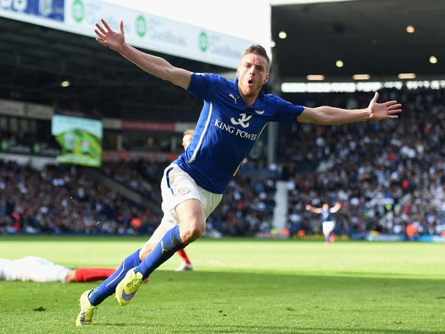 Result: Leicester come from behind to beat West Brom