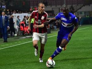 AC Milan hit back to hold Sampdoria
