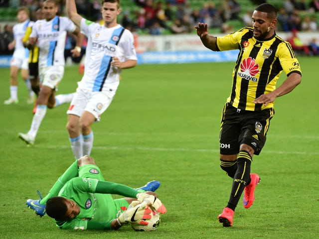 Result: Melbourne City share goalless draw with Wellington