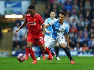 Liverpool unable to find a way through