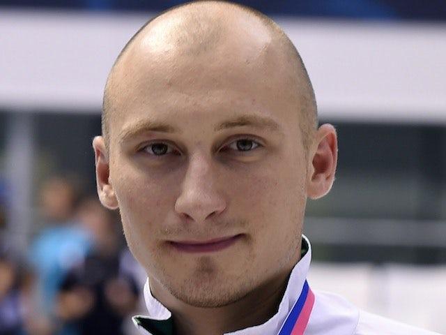 Vadim Kaptur of Belarus in August 2014
