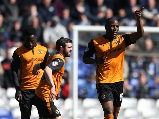 Result: Wolves fight back to draw with Ipswich