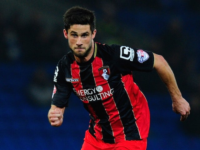 Andrew Surman in actionf for Bournemouth on March 17, 2015