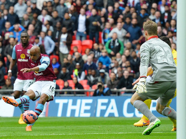 Result: Villa defeat Liverpool to reach FA Cup final