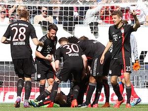 Bayern battle to win over Hoffenheim