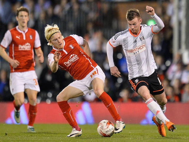 Result: McCormack earns Fulham a point