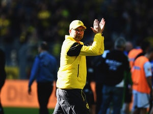 Klopp delighted with Dortmund performance