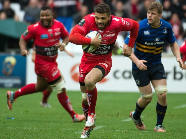 Result: Toulon secure place in Champions Cup final