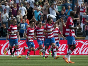 Granada claim maximum points at Getafe