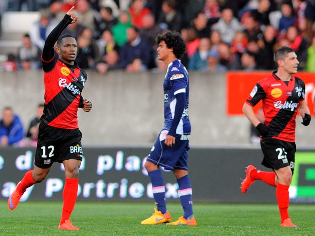 Result: Evian go two points clear of drop zone