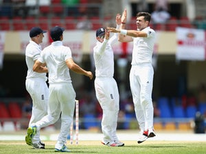 Ballance leads England's push for victory