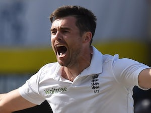 England take two West Indies wickets