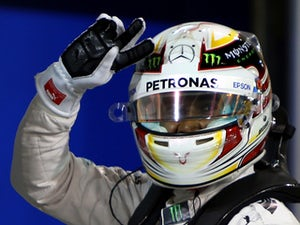 Result: Hamilton in pole position at British GP