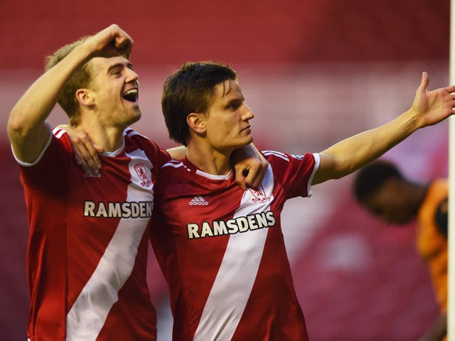 Result: Boro hold on to beat Wolves