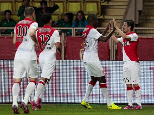 Result: Monaco held by Rennes