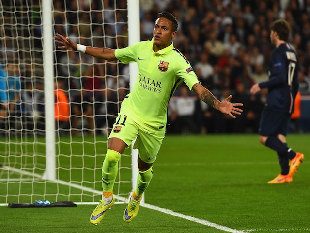Result: Barcelona ease to away win over PSG
