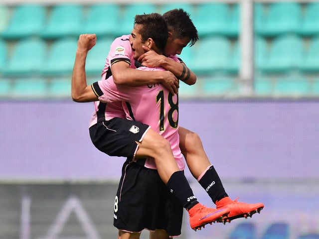 Result: Chochev double sinks Genoa
