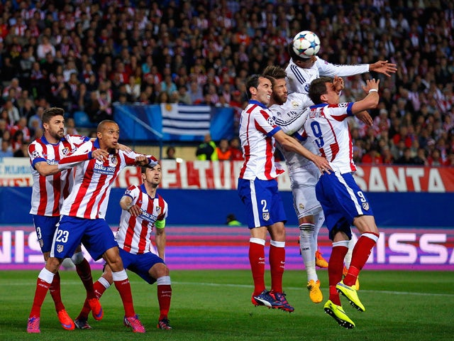 Result: No goals in first leg for Atletico, Real